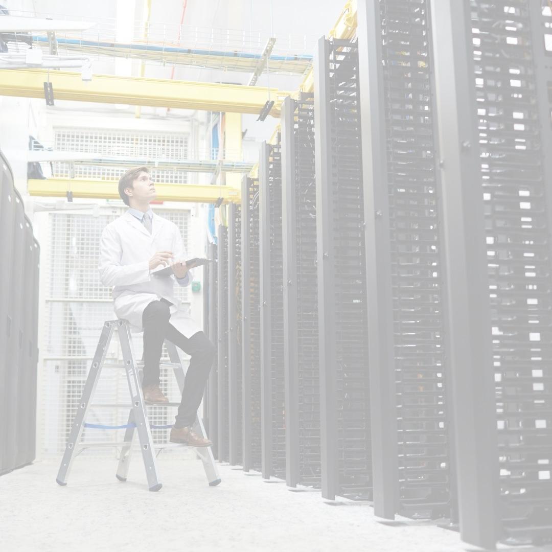 Server, Racks