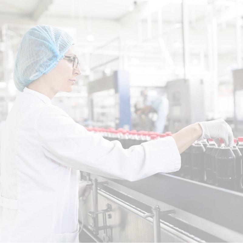Qualitätskontrolle, Industrie und Handel
