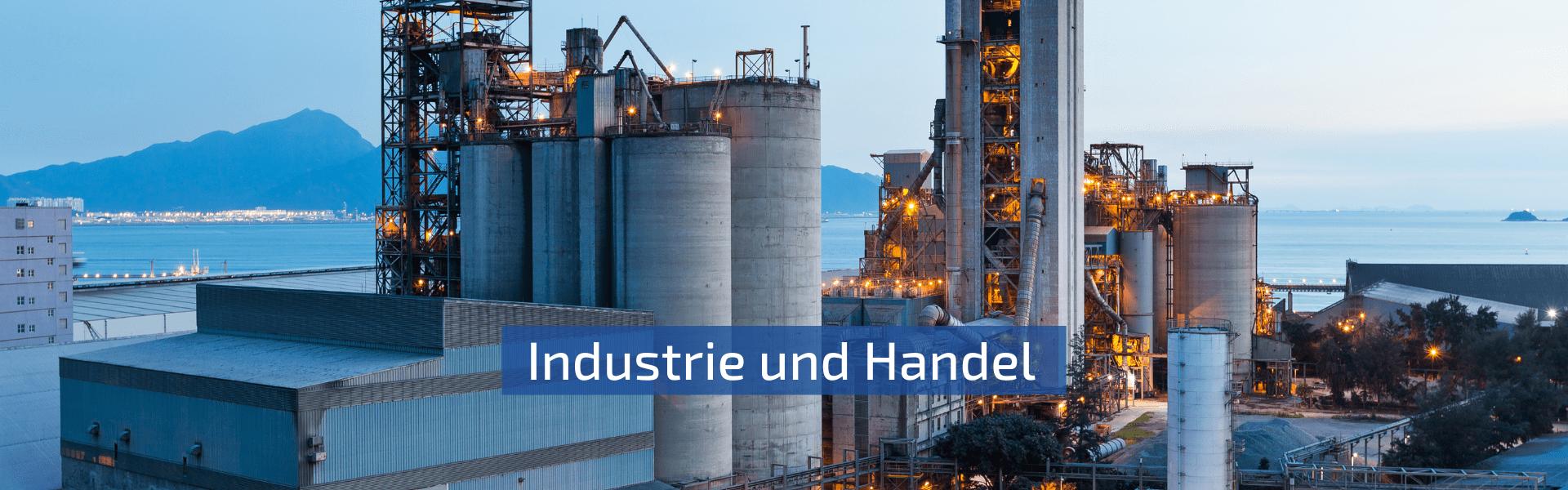 Industrie und Handel